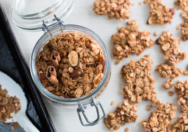 Karen's Homemade Weekday Granola