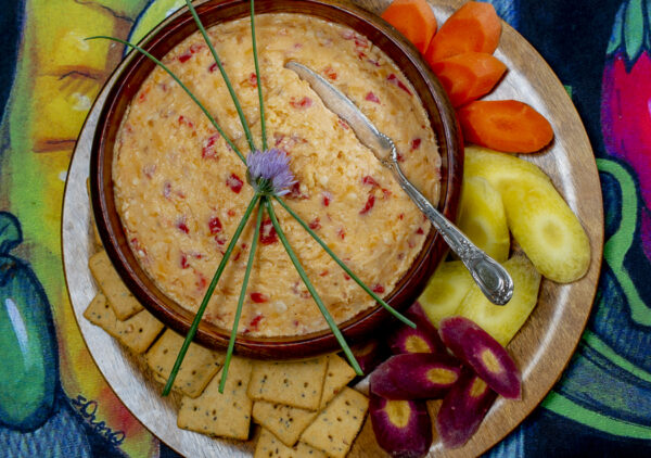 Southern Pimento Cheese Recipe ~ THE Spread for Everything!