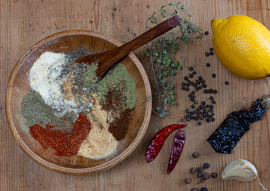 Karen's Best Cajun Seasoning Blend