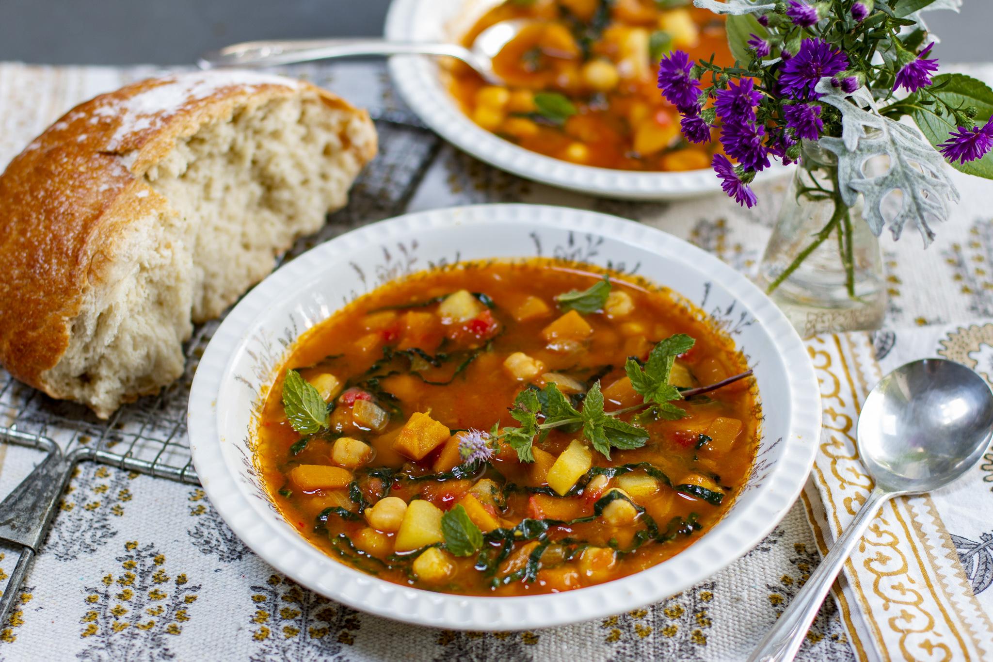 Mediterranean Gypsy Soup