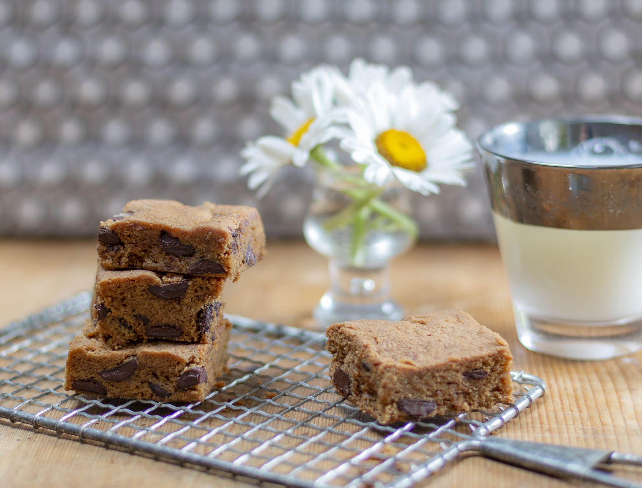 Karen's Best Blondies - They're Gluten Free!