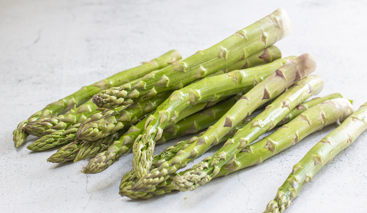 Jumbo Fat Asparagus - these from Mexico