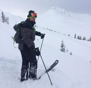 viola-skiing