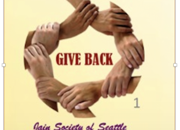 JSS Give back – Winter 2020 Donation for People in Need