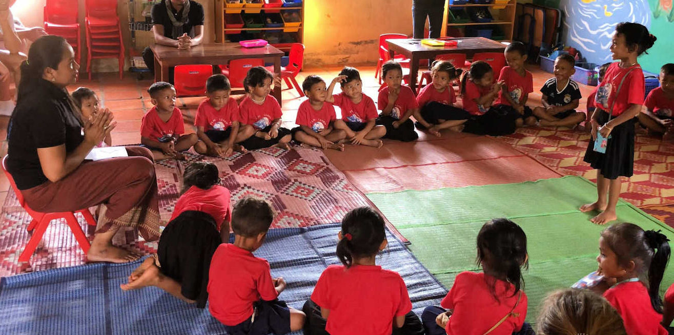 Bastion works with CCDO to improve the quality of early childhood education in the Lengdai commune