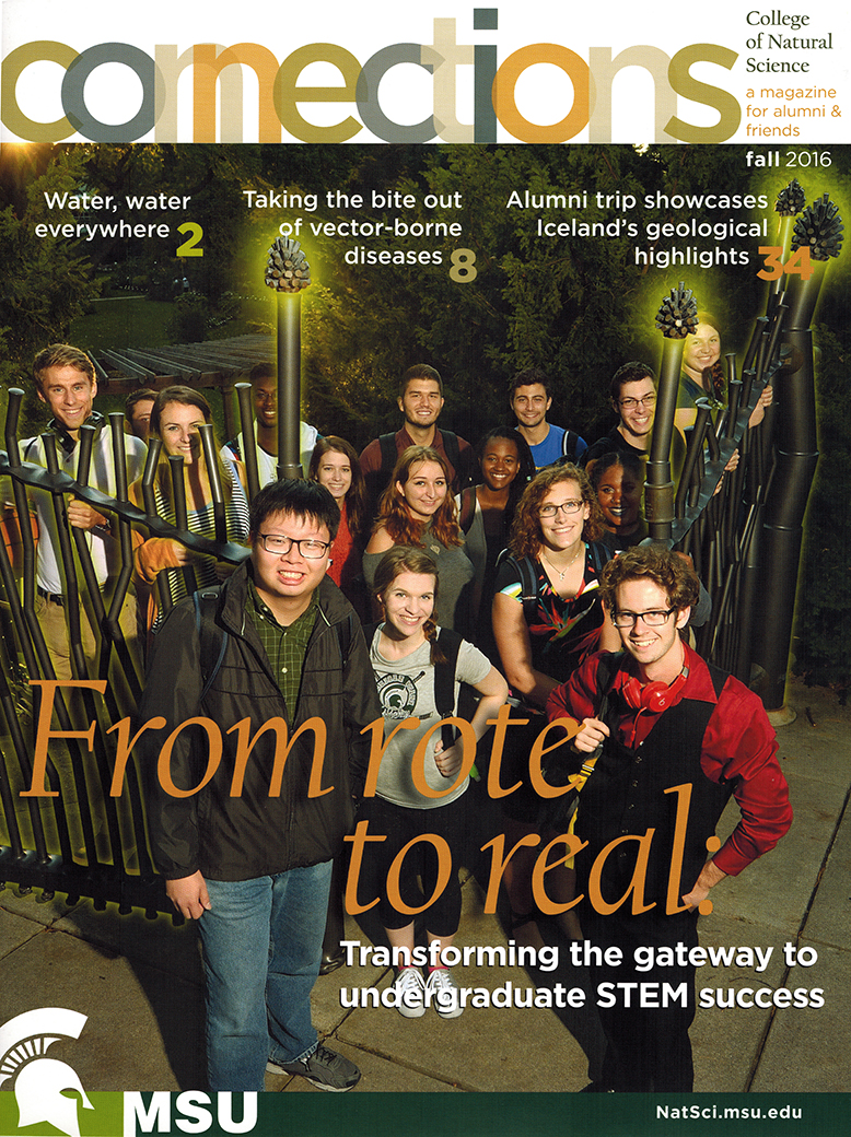 Connections Alumni Magazine