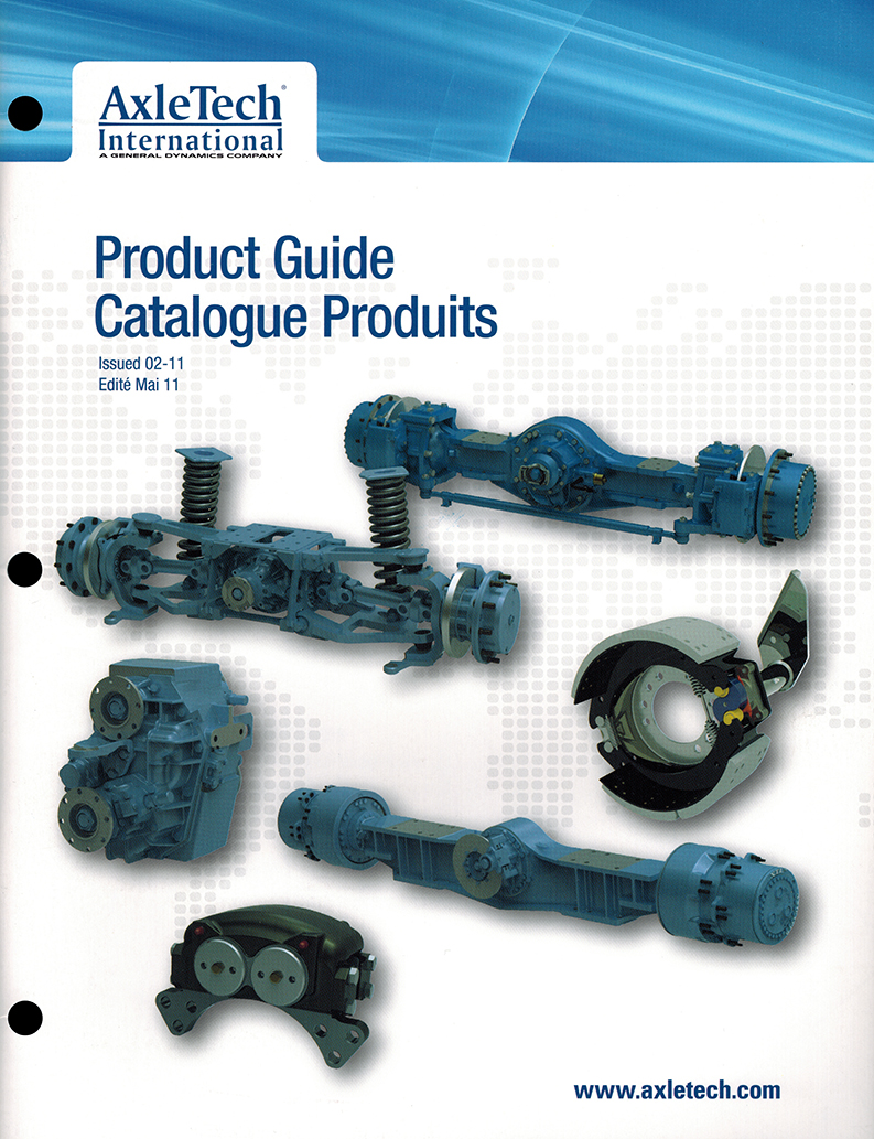 AxleTech International Product Guide