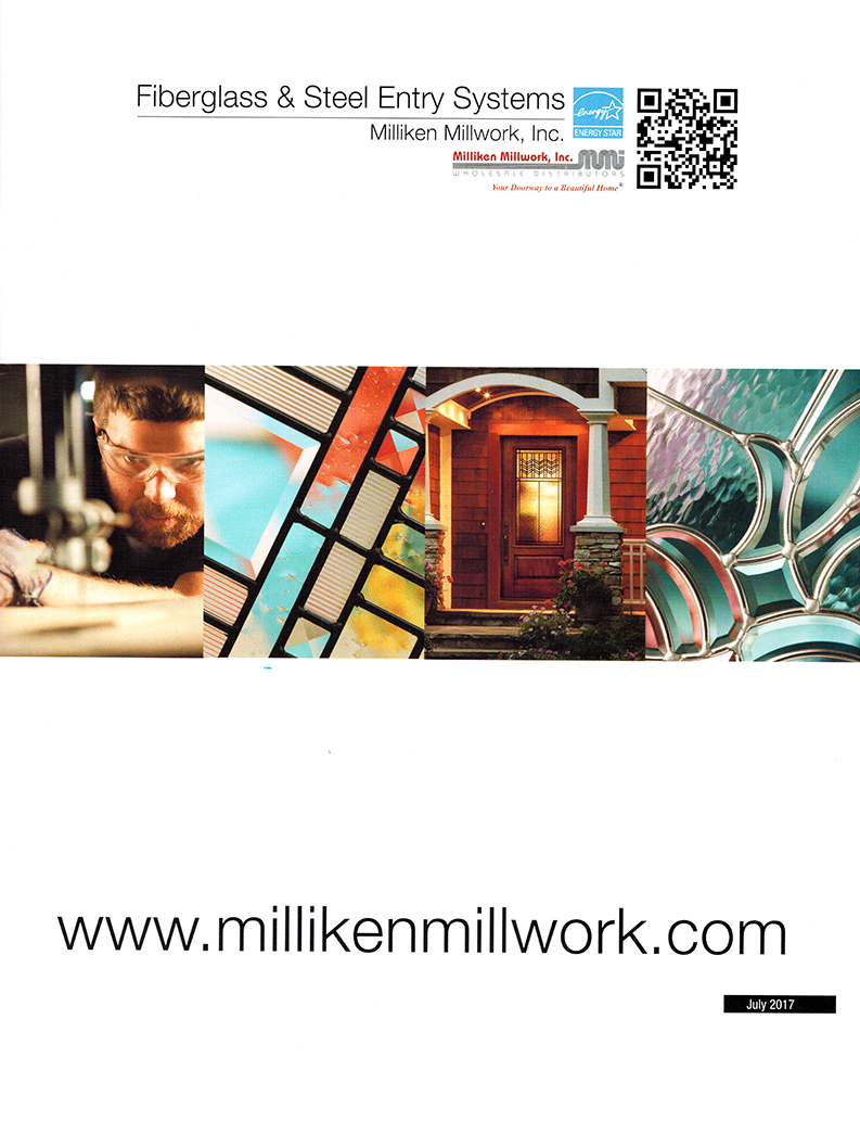 Milliken Millwork Fiberglass and Steel Entry Systems Catalog