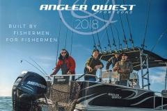 Angler Qwest Pontoons 2018