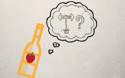 Are you using dead vinegar?