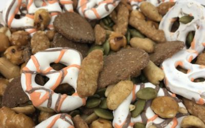 Best Autumn Snack Mix