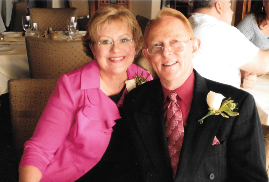 Mike and Shirley Pounds