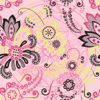 Happy Seamless Pattern Set