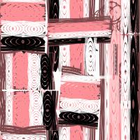 Pretty Pink Seamless Pattern Set