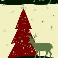 Merry Christmas Seamless Pattern Set 02
