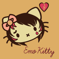 Hello Kitty Seamless Pattern Set