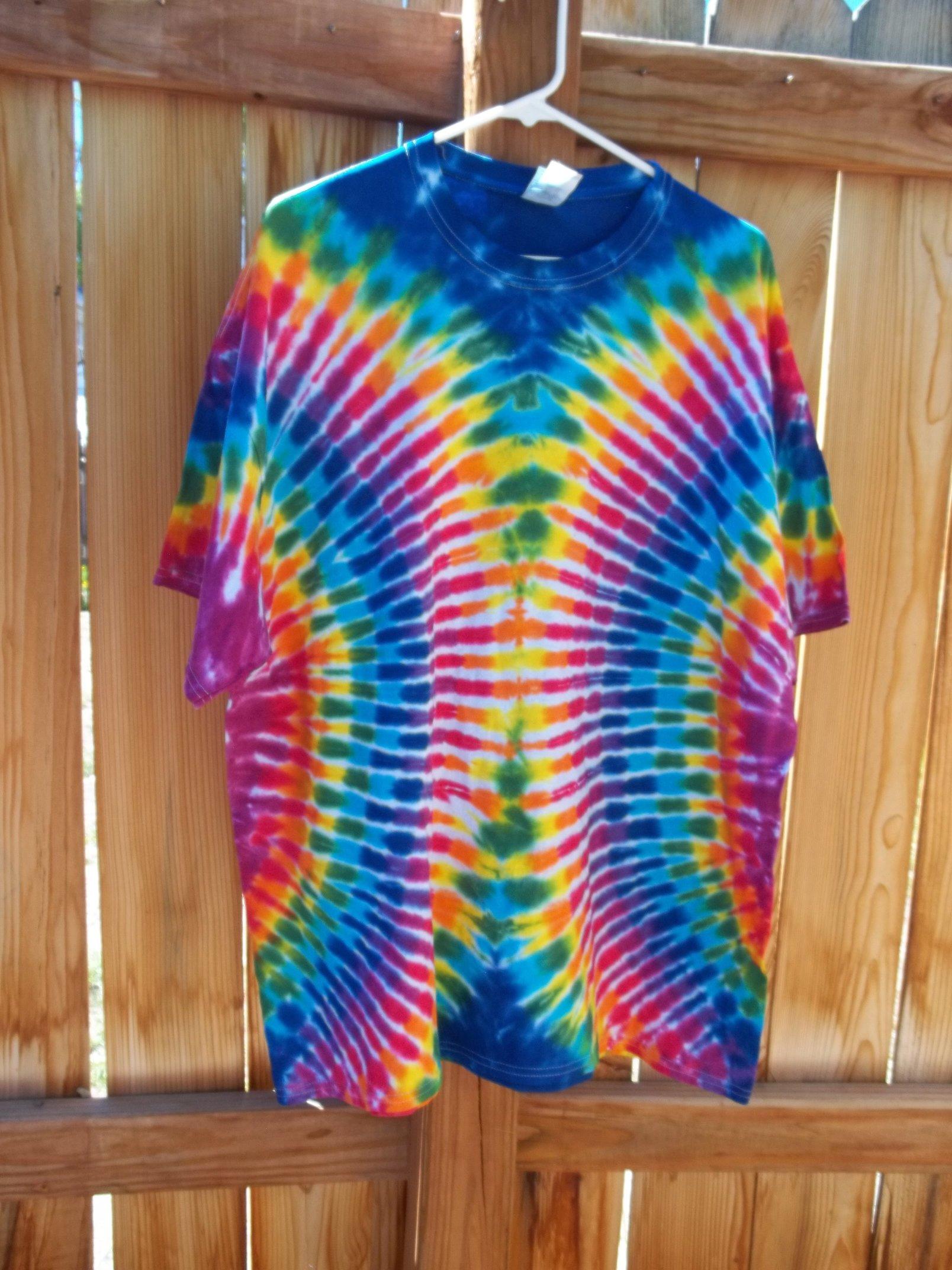 XXL Gildan Rainbow Tie Dye | Facebook