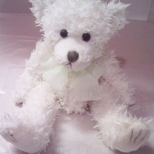 Made to order Hand Dipped Wax Teddy Bear