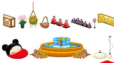 Cartoon World Oriental