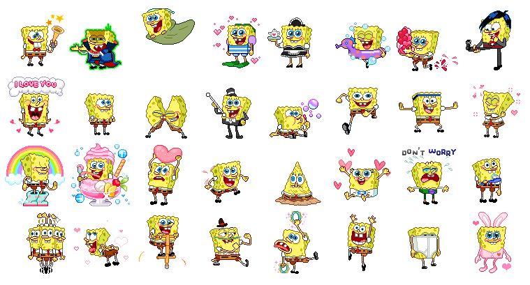Sponge Bob Animations