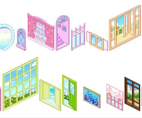 Cartoon World Windows and Doors