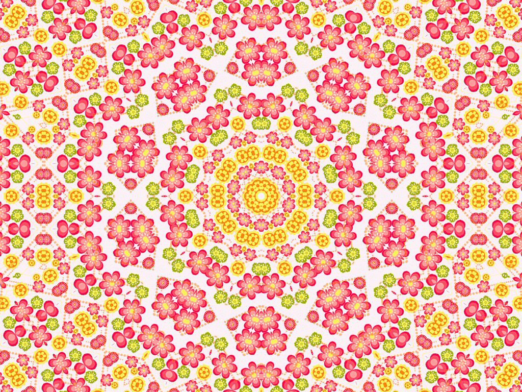 Kaleidoscope Wallpaper