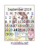 Cute Calendars 5