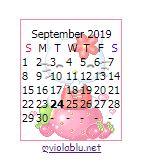 Cute Calendars 9