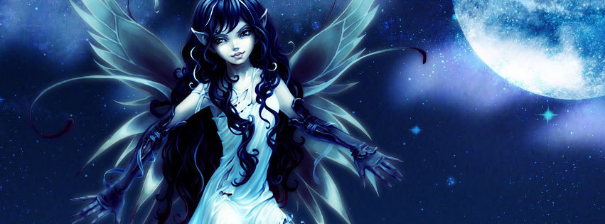 Fairy Facebook Covers 2