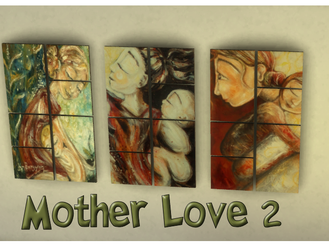 Mother Love Set 2