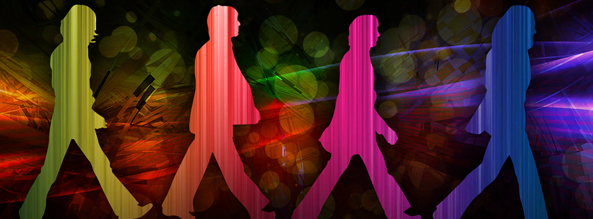 Colorful Facebook Covers 2