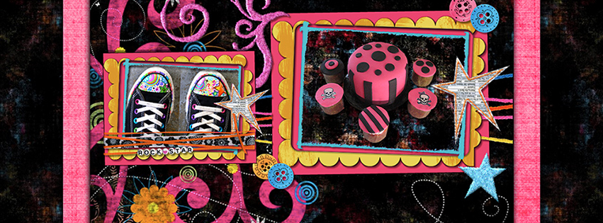 Scrapbook Facebook Covers 2