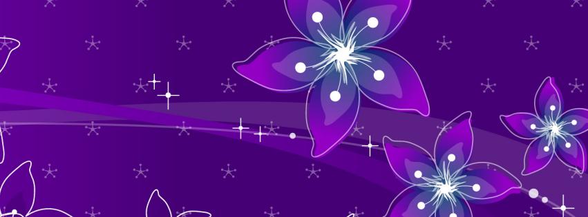 Purple Facebook Covers