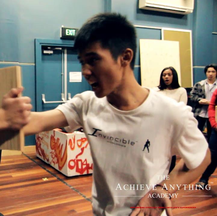 Arron Huynh, Age 15