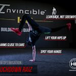 The TOUCHDOWN RAIZ | Tricking Form Optimisation Series