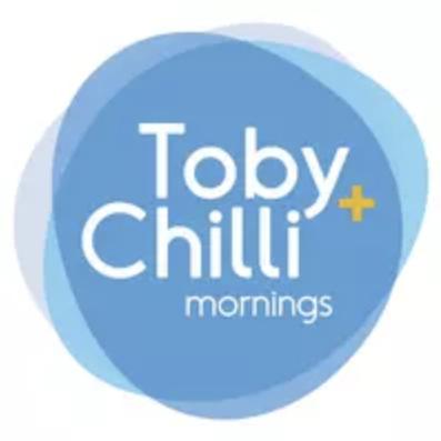 Stroller Patrol On Toby + Chilli Mornings