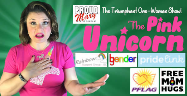Proud Mary Theatre Partners with Nonprofits for The Pink Unicorn