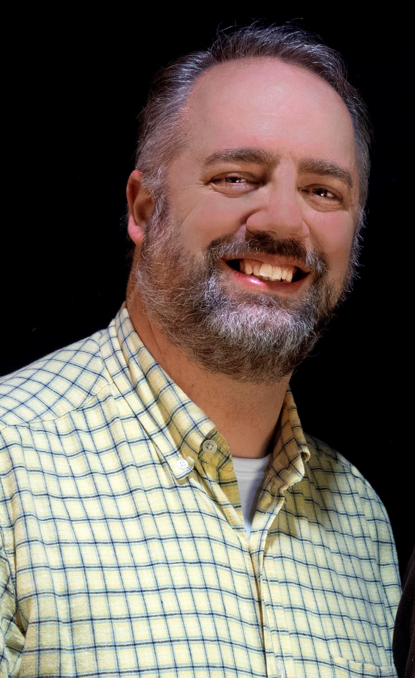 Meet G.W. from 'Sordid Lives': Joel Perkin