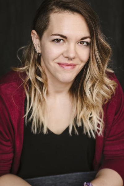 Lauren McKay Stars in 'Credible Women'