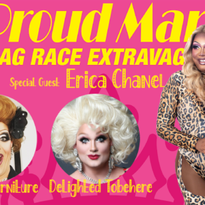 Erica Chanel Added to Drag Race Headliner Lineup