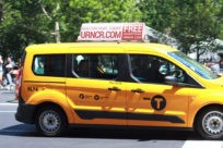 NCR Urgent Care NYC Taxi Campaign