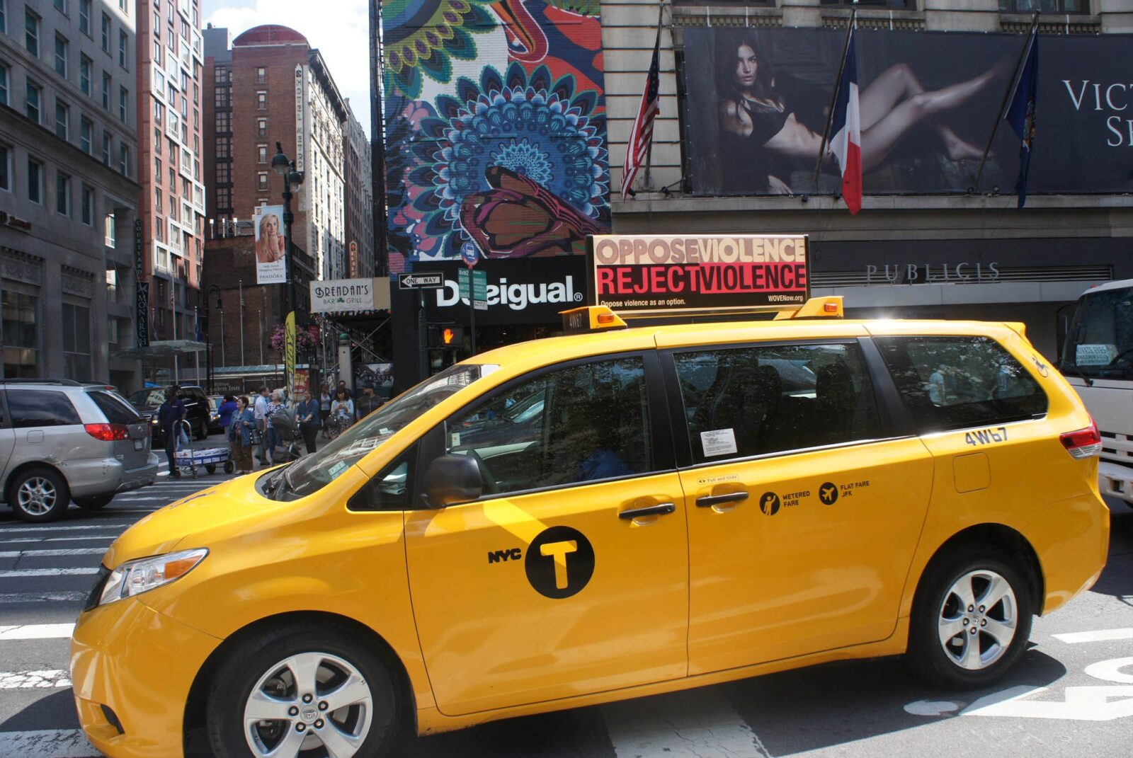 Taxi Advertising