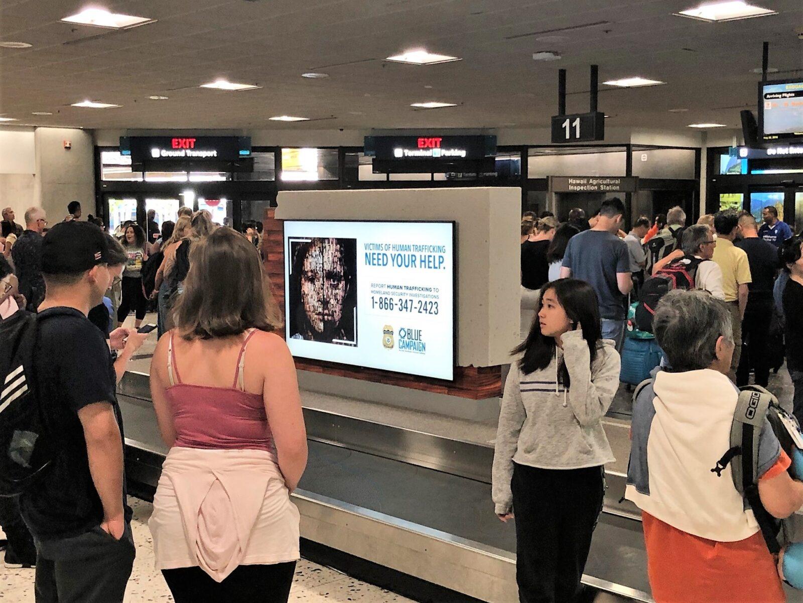 Airport Advertising