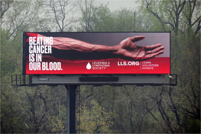 LLS Digital Billboard Advertising Campaign