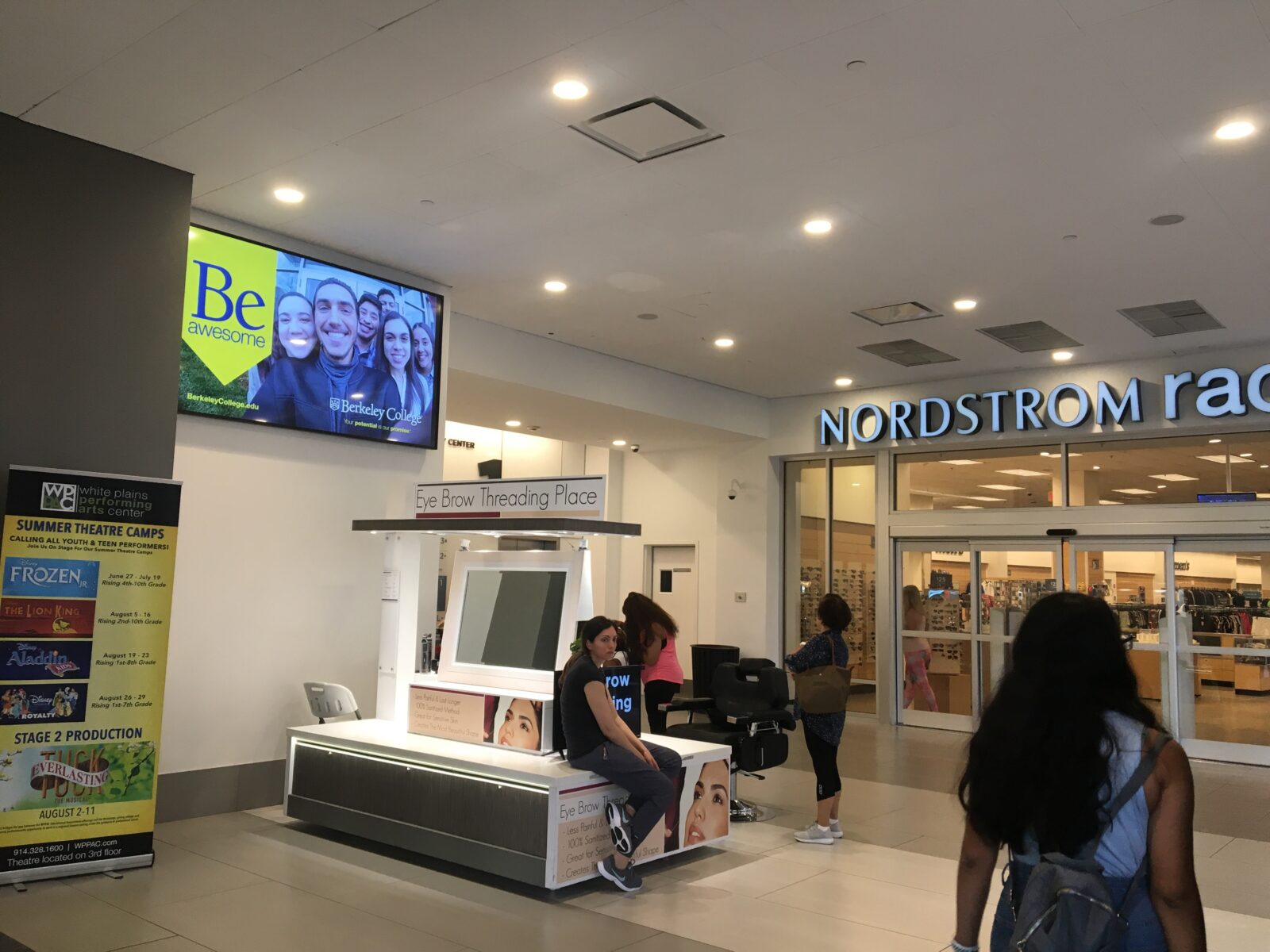 Berkeley College City Center Large Digital Display Advertising