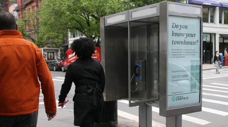 Leslie Garfield Phone Advertising