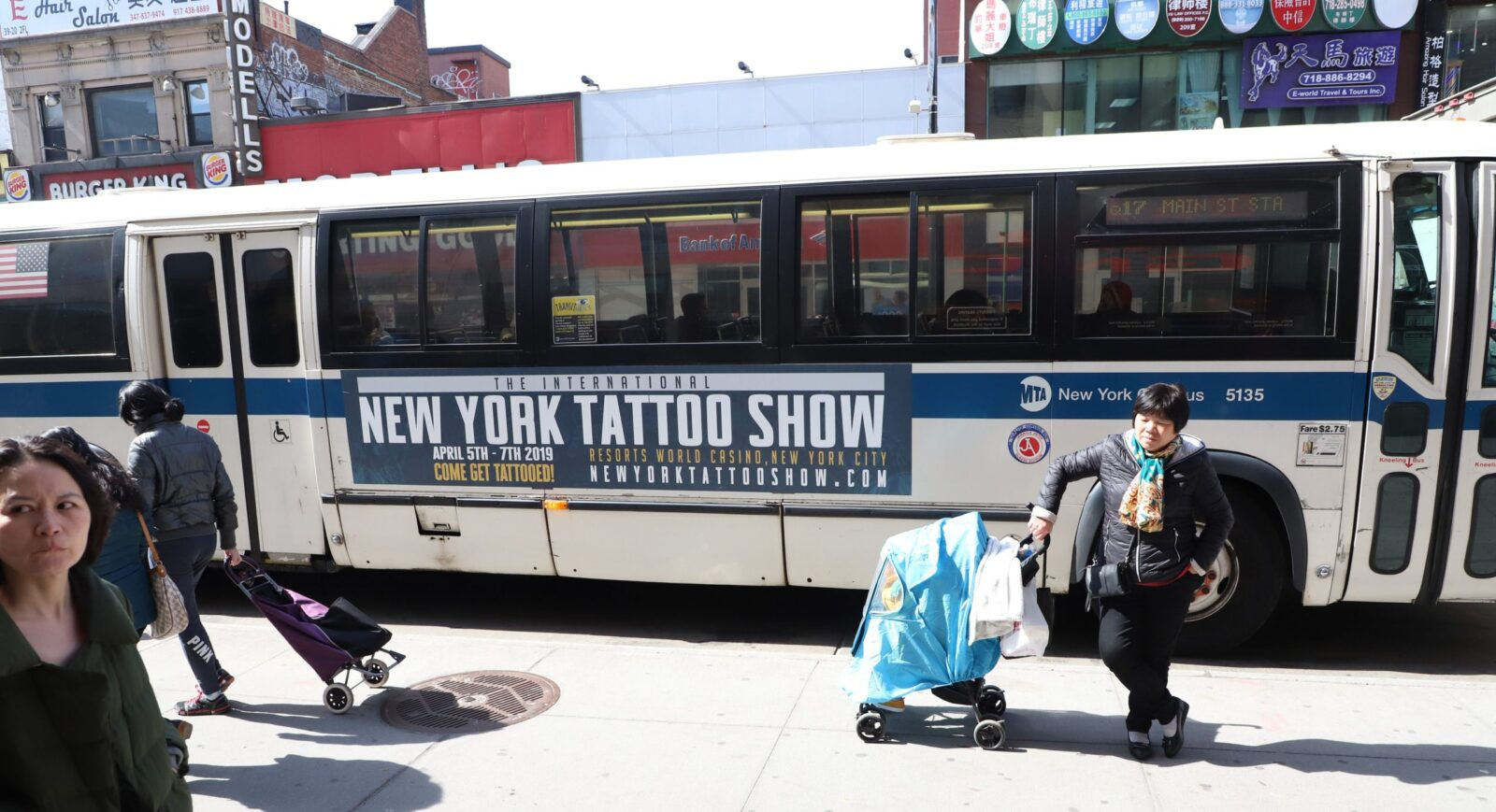 United Ink Bus King Advertising