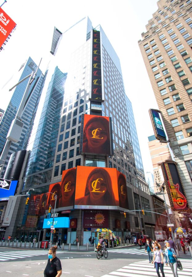 CL Times Square Thomson Reuters