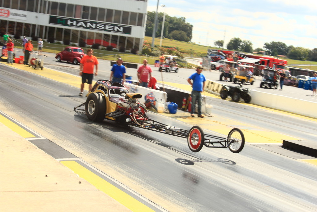 Gear Jam Vintage Drags Front Engine Dragster class
