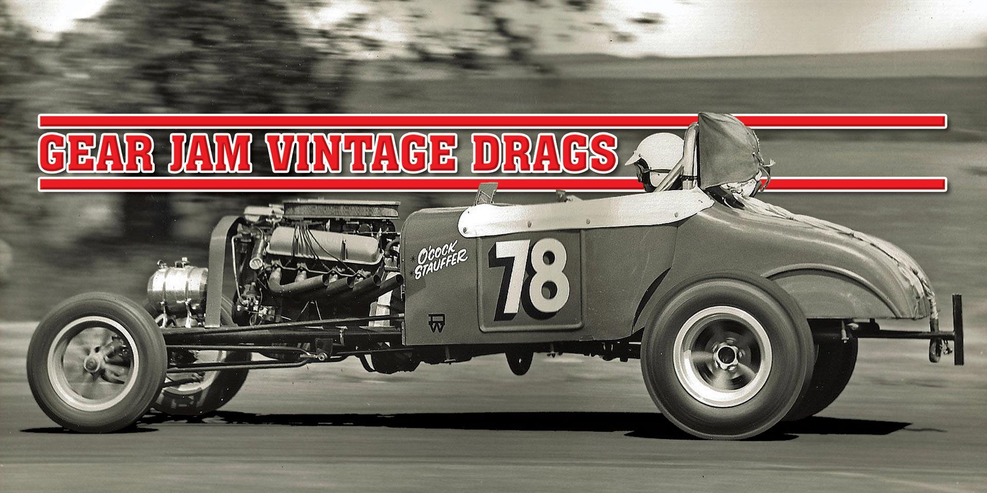 GearJam Vintage Drags
